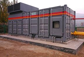 螺杆式天然气压缩机